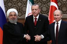 Türkiye-Rusya-İran üçlü zirvesi sona erdi! Erdoğan'dan yeni teklif