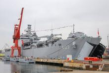 TCG Sancaktar Deniz Kuvvetlerine teslim edildi!