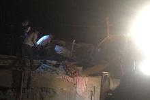 İki katlı ev çöktü: Ölüler ve yaralılar var