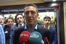 Ali Koç'tan Kapalıçarşı esnafına ziyaret