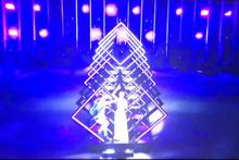 Eurovision 2018'de skandal olay! Bir anda sahneye atladı ve...