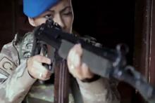 Jandarma'dan duygulandıran Anneler Günü videosu