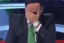 Konyaspor ligde kaldı spiker göz yaşlarını tutamadı