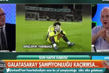 Ahmet Çakar'ın Galatasaray rüyası...