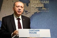 Cumhurbaşkanı Erdoğan'dan İngiltere'de sert tepki!