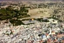 Kudüs'ün dramı bu kez de notalarla anlatılacak