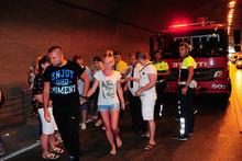 Antalya'da büyük panik: Turistler ölümden döndü!
