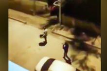 Ramazan davulcuları sahurda İzmir Marşı çaldı