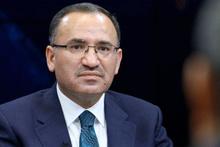 Bekir Bozdağ'dan Hakan Atilla yorumu: Bu dava hukuki değildir, siyasidir