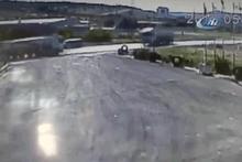 Gaziantep'te feci kaza! Kafa kafaya çarpıştılar