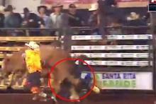 Rodeo oyuncusu boğanın altında kalarak hayatını kaybetti