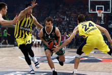 Fenerbahçe Doğuş Zalgiris Kaunas maçı fotoğrafları