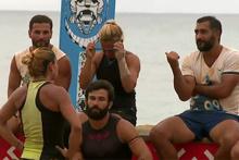 Survivor'da gergin dakikalar: Nagihan gözyaşlarını tutamadı!