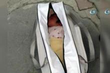 Büyük vicdansızlık! Yeni doğmuş bebeği çöpe attılar