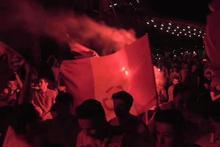 Fatih Terim'in memleketi Adana'da şampiyonluk coşkusu