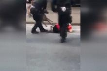 Alman polisinden Galatasaray taraftarına köpekli saldırı