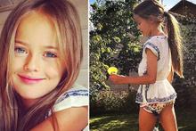 Dünyanın en güzel kızı büyüdü! Son hali inanılmaz