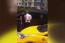 Taksi şoförleri UBER sürücüsünü öldürecekti!