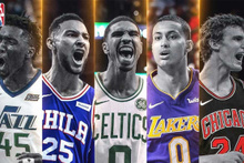 NBA'de yılın en iyi çaylak 5'leri açıklandı