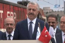Ahmet Arslan açıkladı Halkalı -Gebze banliyö hattı açılıyor işte o tarih