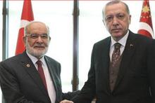 Karamollaoğlu mu Erdoğan mı bakın en çok kim izlendi?