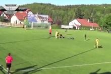 Çekya'da görülmemiş fair play örneği