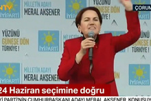 Mitinglerini yayınlamayan TRT için Akşener'den bomba plan!