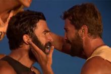 TV 8 Survivor'da Turabi Adem gırtlak gırtlağa Acun Ilıcalı çıldırdı!