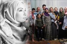Gamze Özçelik'in rotası Suriyeli bu aile iftar yaptıktan sonra...
