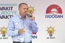 Erdoğan'dan flaş açıklamalar! 'Bu manipülasyonla bizi vuramazsınız'