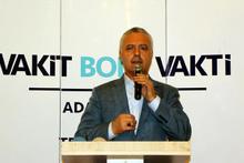 AK Parti Genel Başkan Yardımcısı Ataş: Erdoğan'ı başkan yapmadan eşimiz bize haramdır