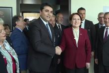 Demokrat Parti kararını verdi: Akşener'i destekliyoruz...