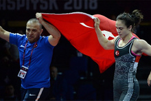 Elif Jale Yeşilırmak, Avrupa şampiyonu oldu