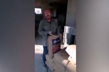 İnşaat işçisi isyan etti! Neden 50 kilo?