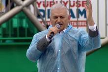 Başbakan Yıldırım: Bu seçimde şer odakları bir araya geldiler