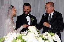 Alişan ile Buse Varol'un nikah şahidi Erdoğan oldu!
