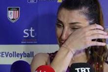 Neslihan Demir Güler kariyerini gözyaşlarıyla noktaladı…