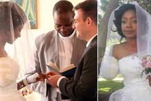Kolunu timsah kopardı,düğüne yetişmeyi başardı