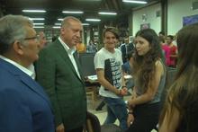 Erdoğan: 'Ben kıraathane diyorum o kumarhane diyor'