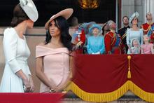 Kate Middleton'dan Megan Markle'a küçük gelin ayarı!