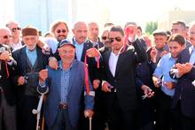 Nusret'in köyünde yaptırdığı  külliyesi açıldı