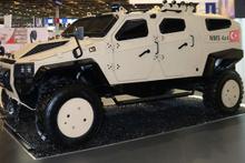 Türk zırhlısı Ejder Yalçın Paris'te görücüye çıktı