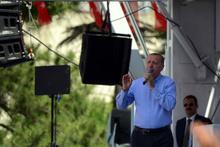 Erdoğan: 'Martta büyükşehiri de alacağız'