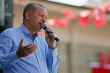 Erdoğan açıkladı! Muharrem İnce'nin Diyarbakır mitinginde kim vardı?