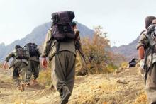 PKK'ya ağır darbe: İkisi gri listede!