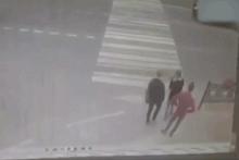 Dehşete düşüren kaza! Metrelerce sürüklendiler