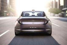Çinliler yaptı! İşte Tesla'ya rakip olarak gösterilen o araba