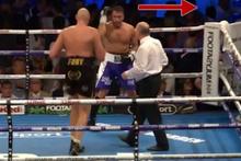Dünya şampiyonu Tyson Fury'yi kıskandıran kavga!