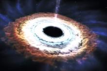 NASA yayınladı! Kara delik yıldızı böyle yuttu