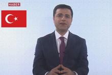 Selahattin Demirtaş'ın TRT konuşması